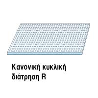 Γυψοσανίδες διάτρητες Knauf Cleaneo Akustik